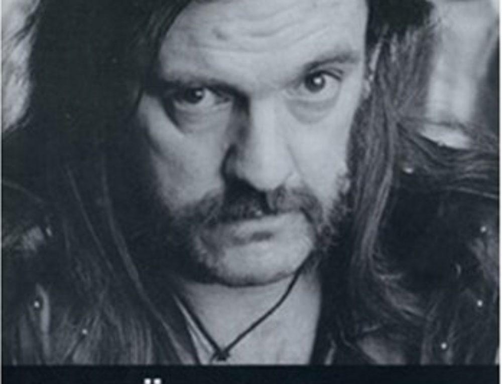 Lecture : Motörhead, la fièvre de la ligne blanche (Lemmy Kilmister)