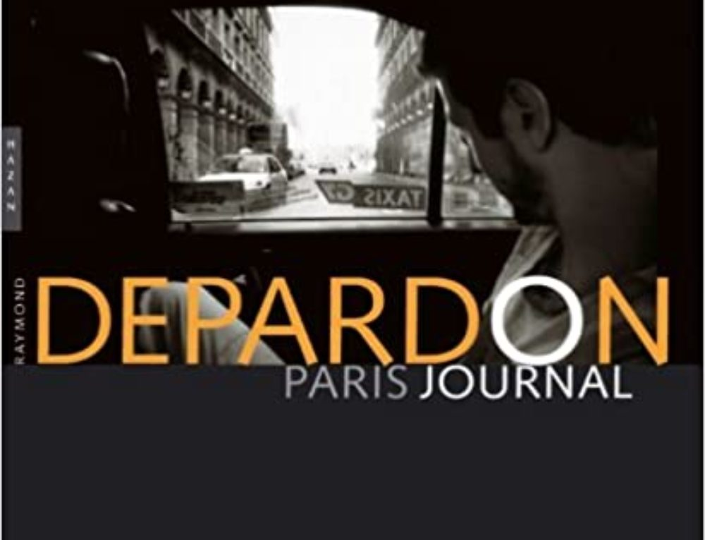 Lecture : Depardon Paris Journal (Depardon)