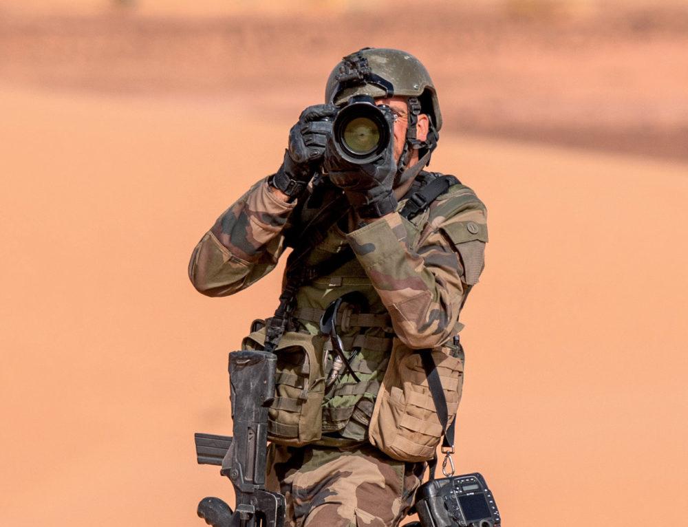 Lecture : Journal d'un reporter militaire (Dupont)
