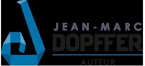 Jean-Marc Dopffer Auteur Logo