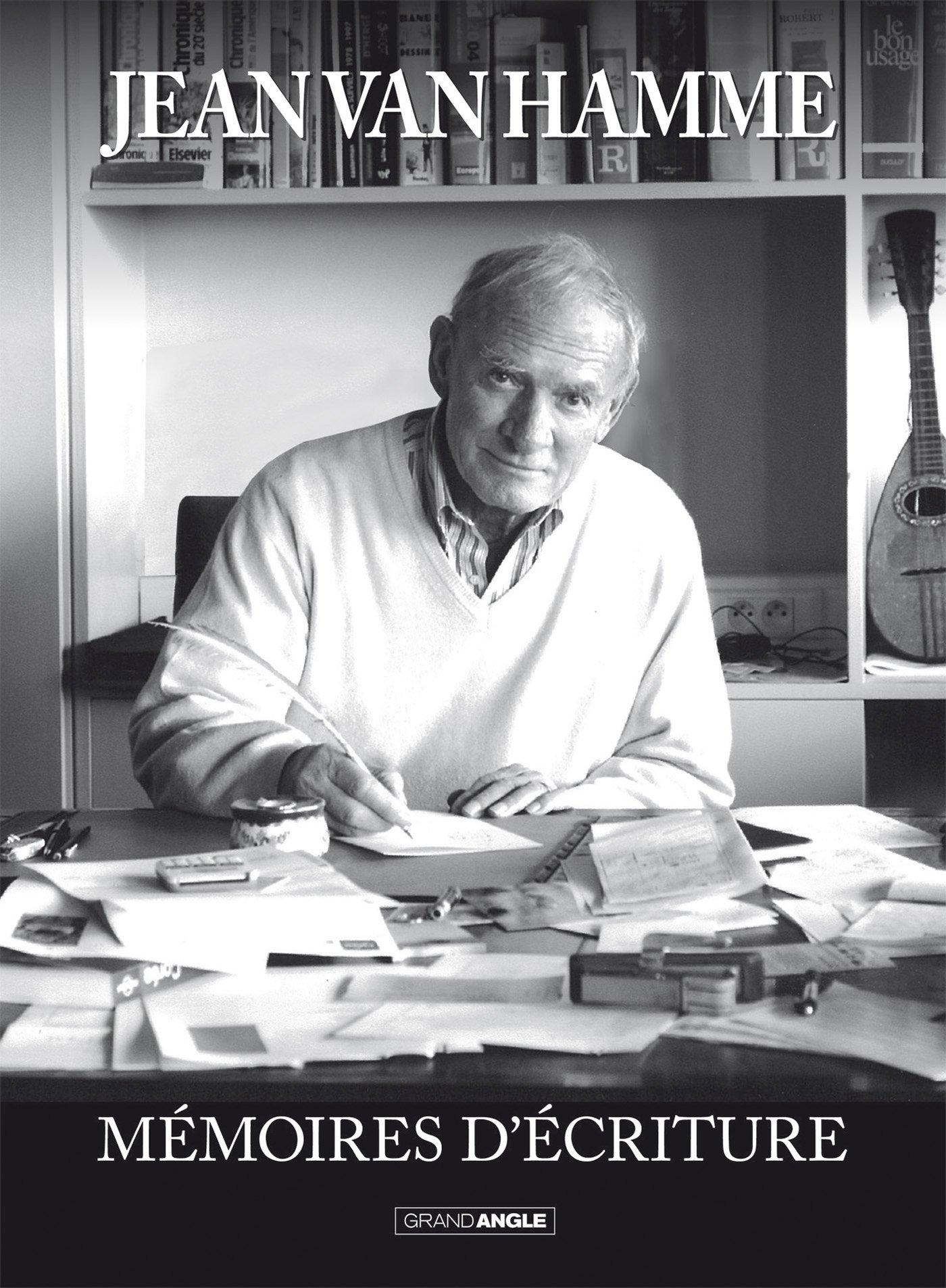 Lecture : Mémoires d'écriture (Jean Van Hamme)